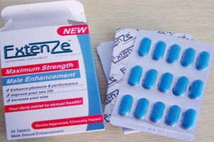 what does extenze do