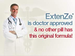 extenze doctor approved
