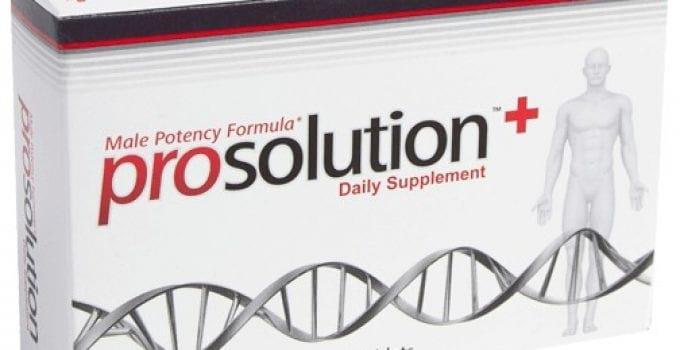 prosolution plus pills